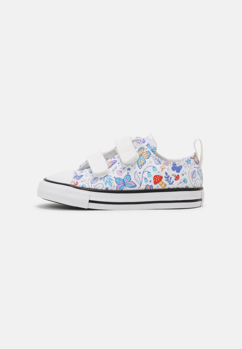 Converse - CHUCK TAYLOR ALL STAR BUTTERFLY FUN - Sneakers laag - white