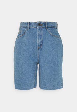 NMDIANA - Shorts di jeans - light blue