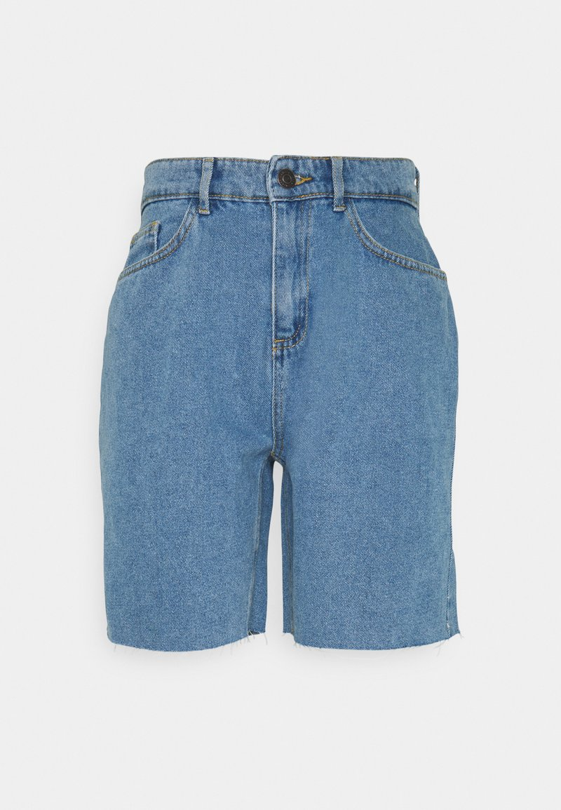 Noisy May - NMDIANA - Shorts di jeans - light blue