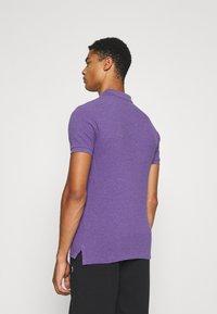 Polo Ralph Lauren - SHORT SLEEVE - Polo - safari purple heather - 2