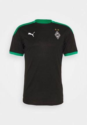 BORUSSIA MÖNCHENGLADBACH - Club wear - black/pepper green