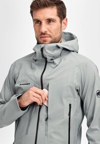 Mammut - MASAO - Hardshell jacket - granit - 2