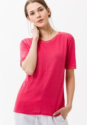 STYLE CATHY - T-shirt basic - papaya