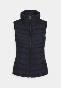 s.Oliver - Waistcoat - dark blue - 0