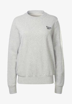 RI FRENCH TERRY CREW - Sweatshirt - grey