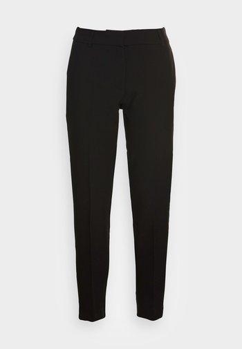 ONLVERONICA PISA  CIGARET - Trousers - black