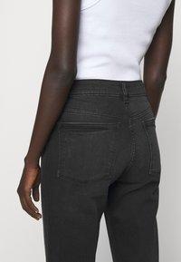 DL1961 - PATTI HIGH RISE STRAIGHT - Bootcut jeans - corvus - 4