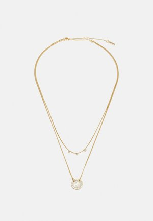NECKLACE COMPASSION - Collar - gold-coloured