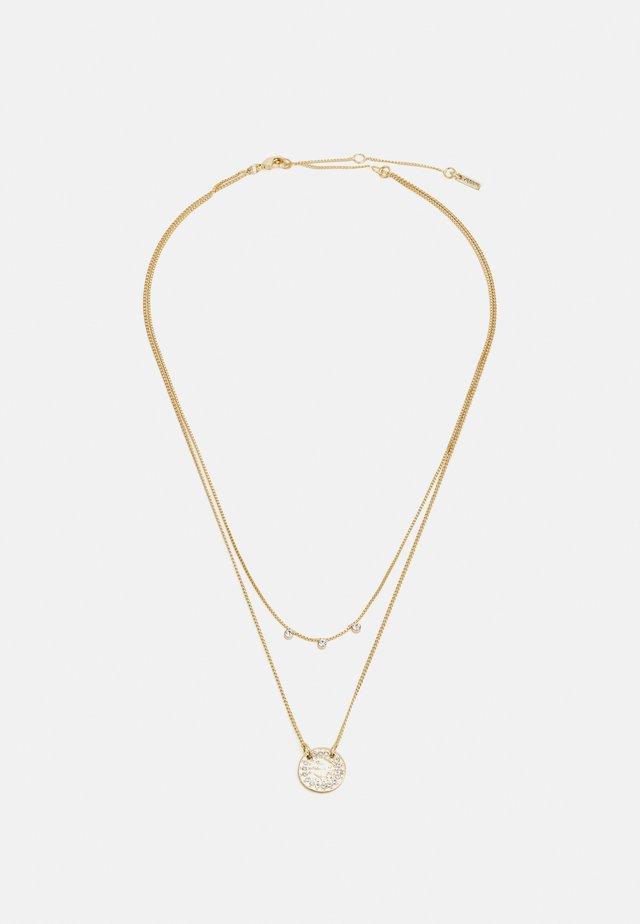 NECKLACE COMPASSION - Kaulakoru - gold-coloured