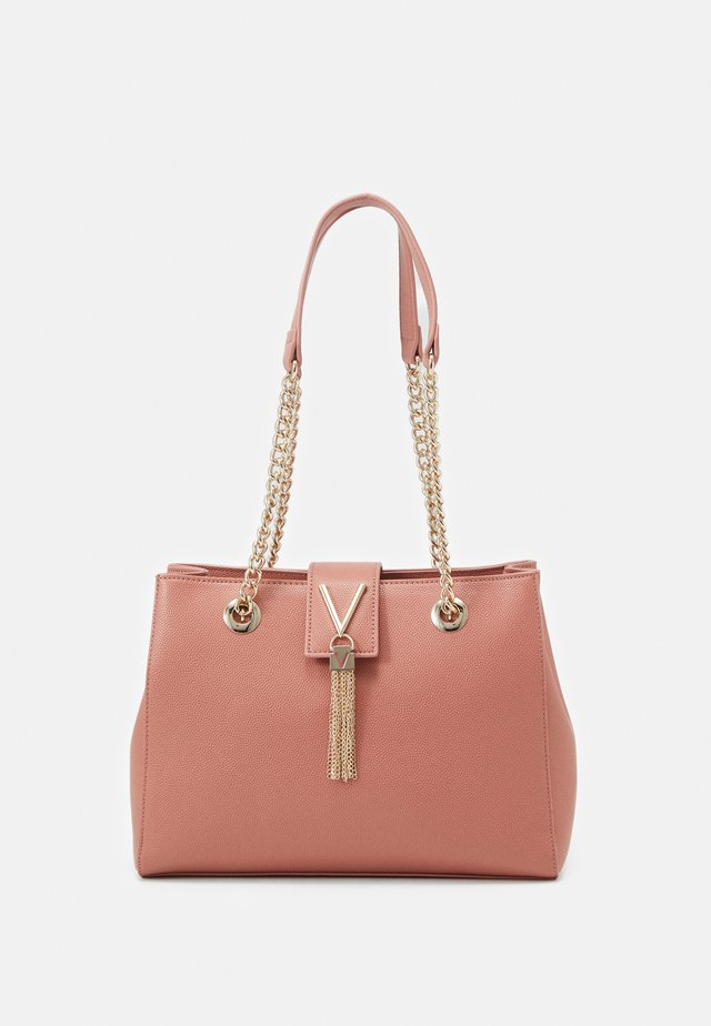 DIVINA - Handbag - rosa antico