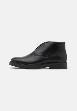 GARY - Casual lace-ups - black