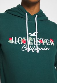 Hollister Co. - Mikina - green - 6