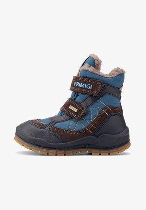 HANS GTX - Winter boots - dunkelbraun