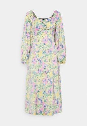 YASDOTTEA 7/8 MIDI DRESS  - Day dress - multi-coloured