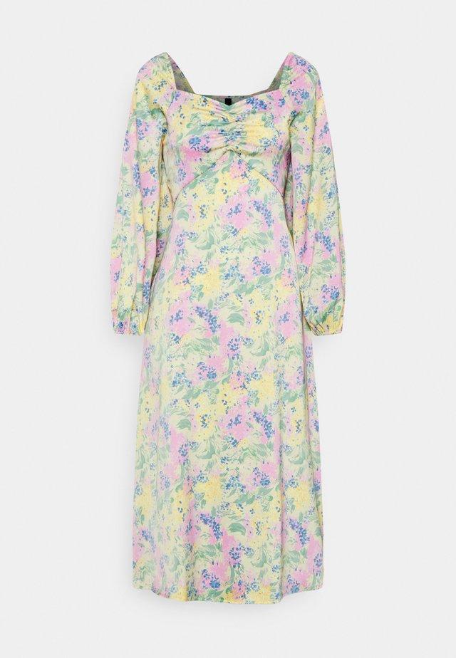 YASDOTTEA 7/8 MIDI DRESS  - Denní šaty - multi-coloured