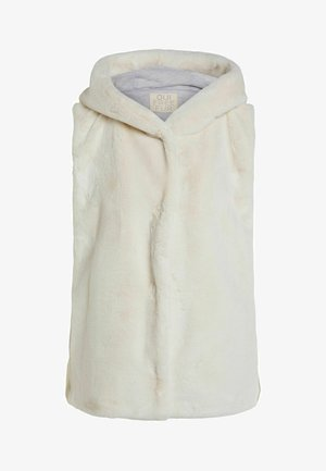 FELLWESTE  - Waistcoat - eggnog