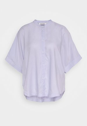 GEORGIA - Button-down blouse - light blue