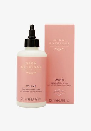 VOLUME ROOT STIMULATOR - Hair treatment - -