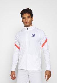 Nike Performance - CHELSEA LONDON FC - Club wear - white/ember glow/concord - 0