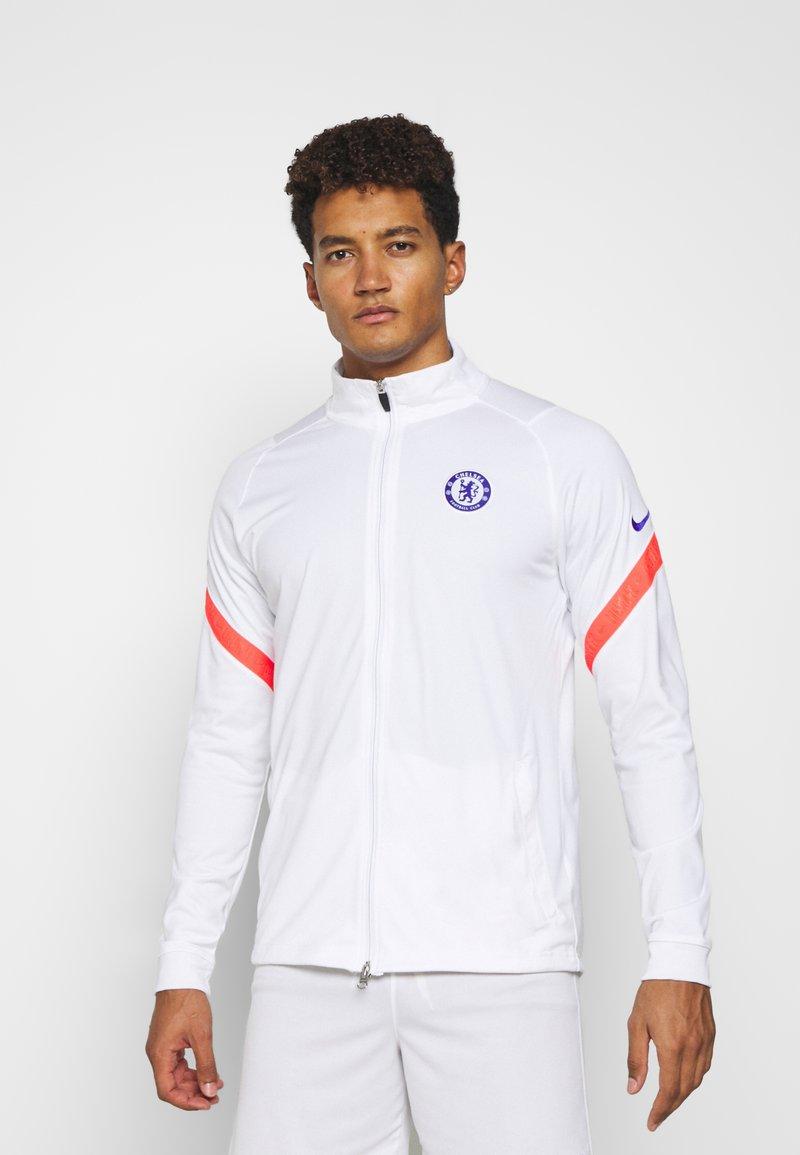 Nike Performance - CHELSEA LONDON FC - Club wear - white/ember glow/concord