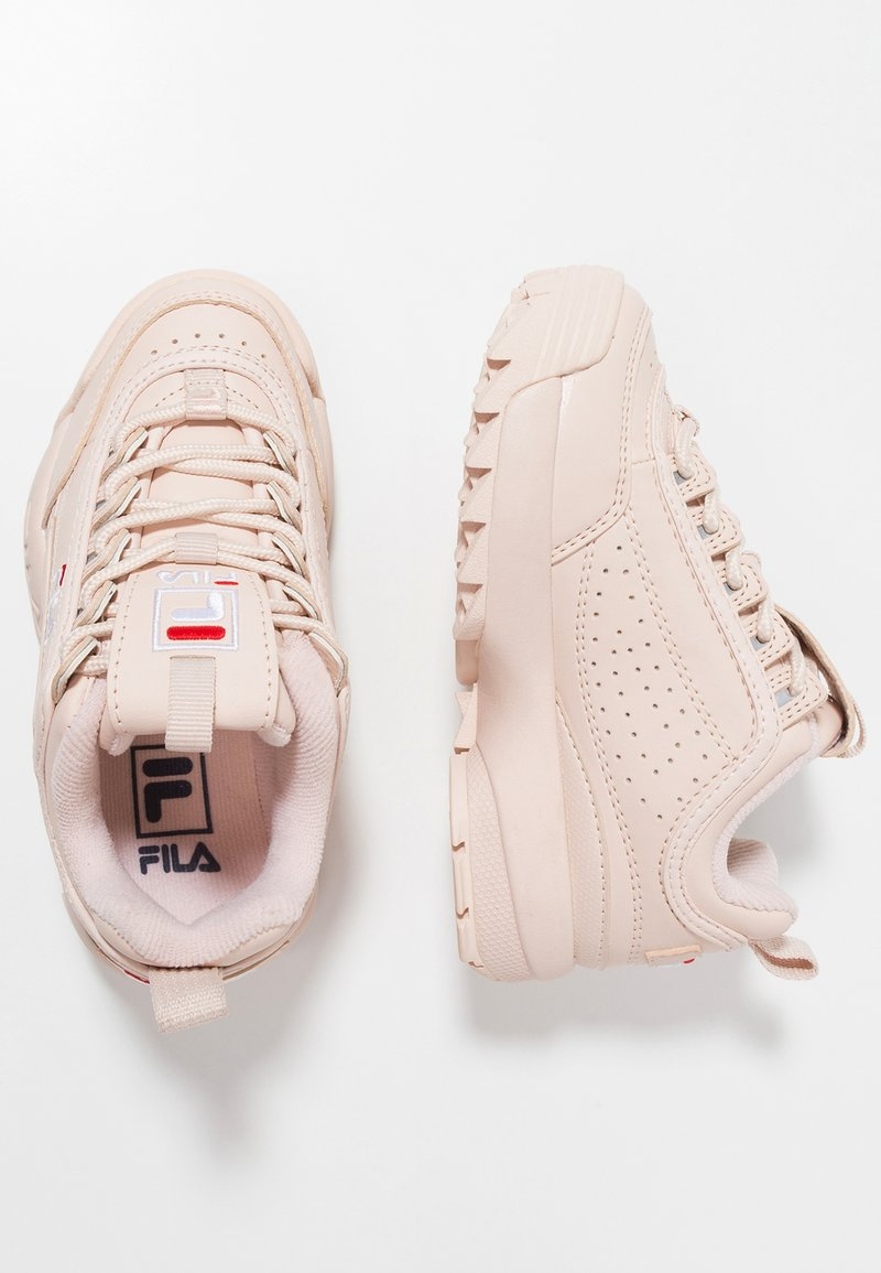 Fila - DISRUPTOR - Sneakers basse - peach whip
