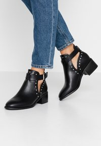 Even&Odd - Ankle boots - black - 0