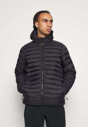 TALAN - Winter jacket - black