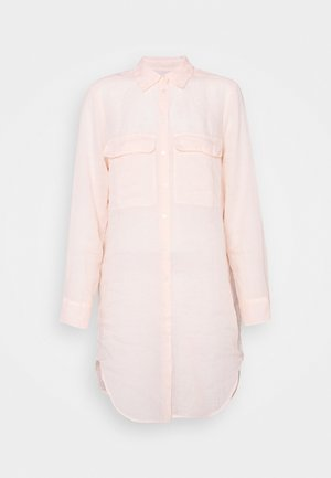 NAMI LONG - Button-down blouse - dusty rose