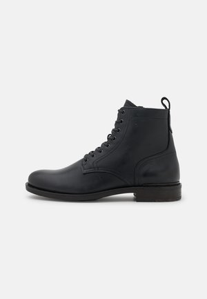 SAMI  - Lace-up ankle boots - anthracite