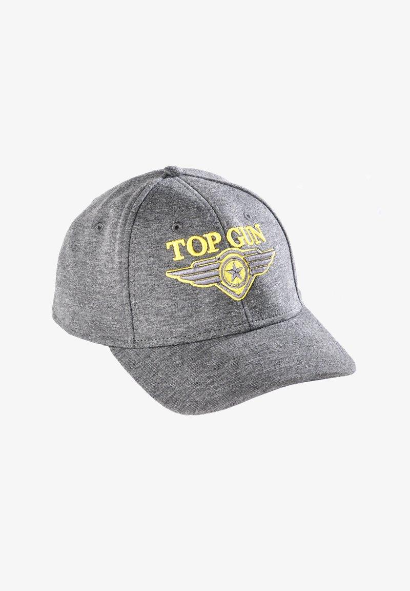 TOP GUN - Cap - yellow