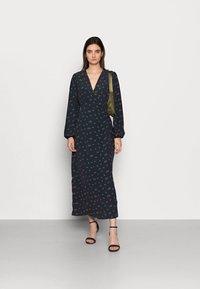 Glamorous Tall - LADIES DRESS ROSE - Maxi dress - olive - 1