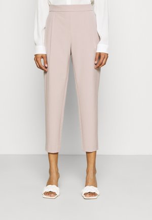 ALEIDA TRI TROUSERS - Trousers - dusty pink