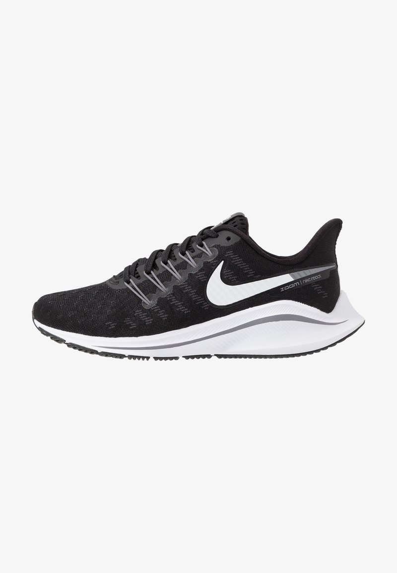Nike Performance - AIR ZOOM VOMERO  - Hardloopschoenen neutraal - black/white/thunder grey