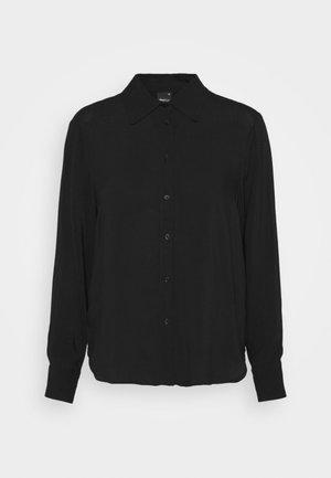 HILMA - Overhemdblouse - black