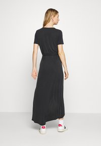 Object - OBJANNIE NADIA DRESS - Maxikjole - black - 2