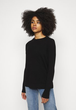 VMDOUCE FRENCH O NECK - Jumper - black