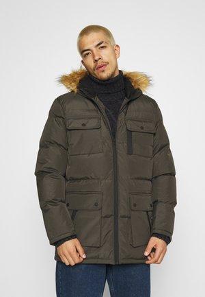 EVEREST - Winter coat - khaki
