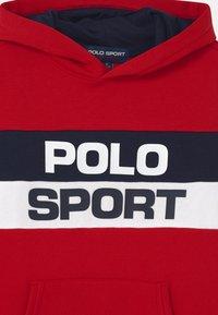 Polo Ralph Lauren - HOOD - Mikina - red - 2