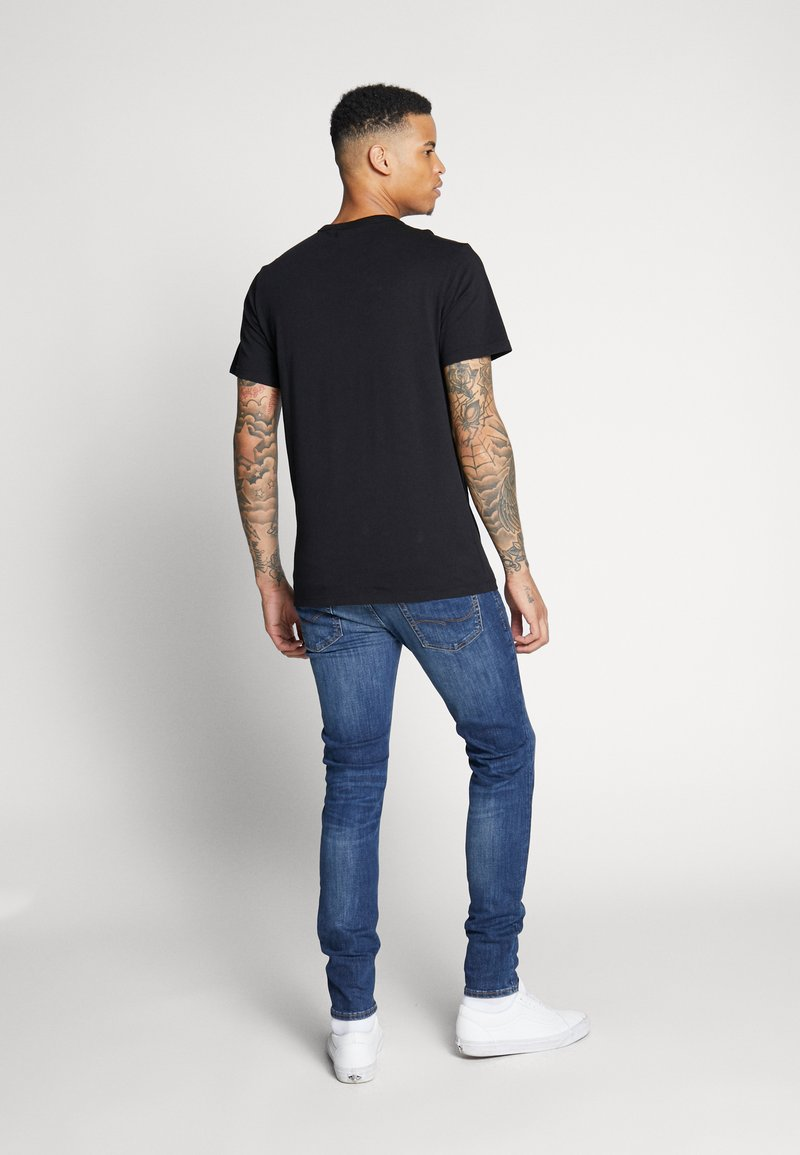 Jack & Jones JJILIAM JJORIGINAL - Jeans Skinny Fit - blue denim SccPNO