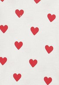Petit Bateau - HEART - Pyjama set - marshmallow/terkuit - 3