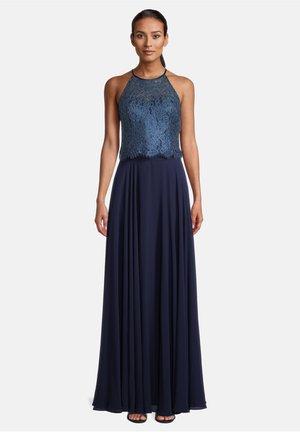 Maxi dress - dark iris