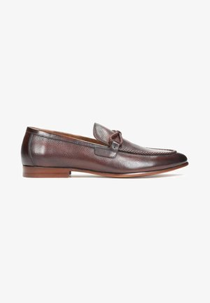 CALLEO  - Moccasins - brown