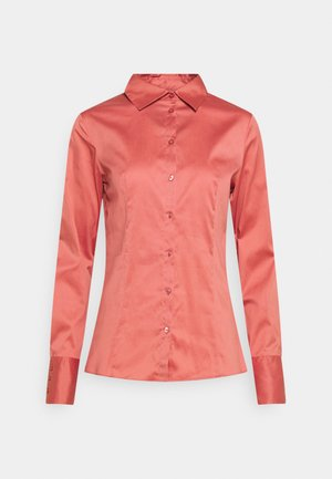 THE FITTED - Overhemdblouse - medium red