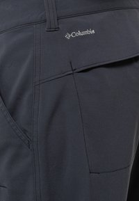 Columbia - SATURDAY TRAIL - Pantalon classique - india ink - 6