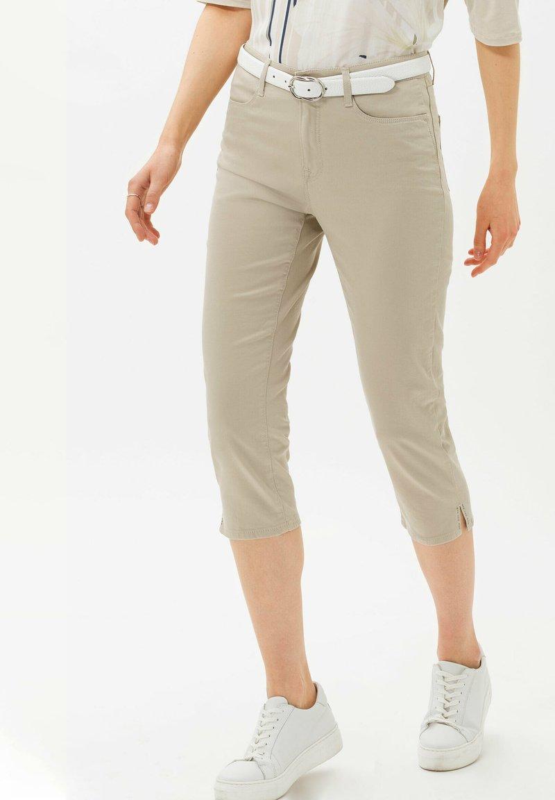 BRAX - MARY - Trousers - warm sand
