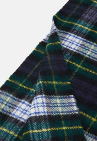 Johnstons of Elgin - 100% Cashmere Tartan Scarf - Scarf - green/blue - 2