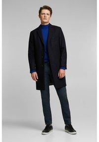 Esprit - Slim fit jeans - blue dark washed - 1