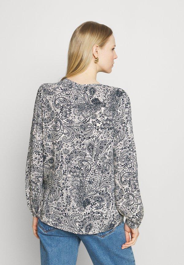 Esprit FLUENT - Bluzka z długim rękawem - off white/mleczny BFHK