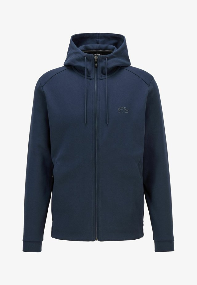 SAGGY - Sweatjacke - dark blue