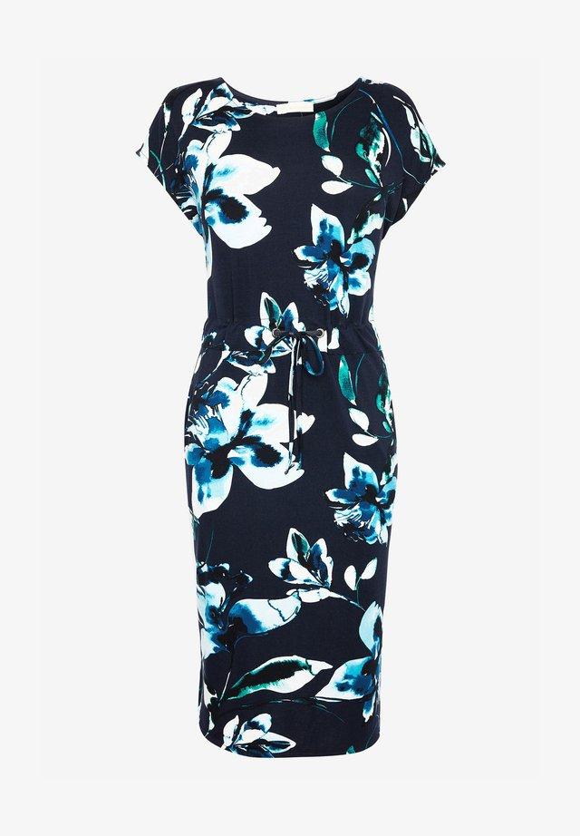 Pouzdrové šaty - dark blue